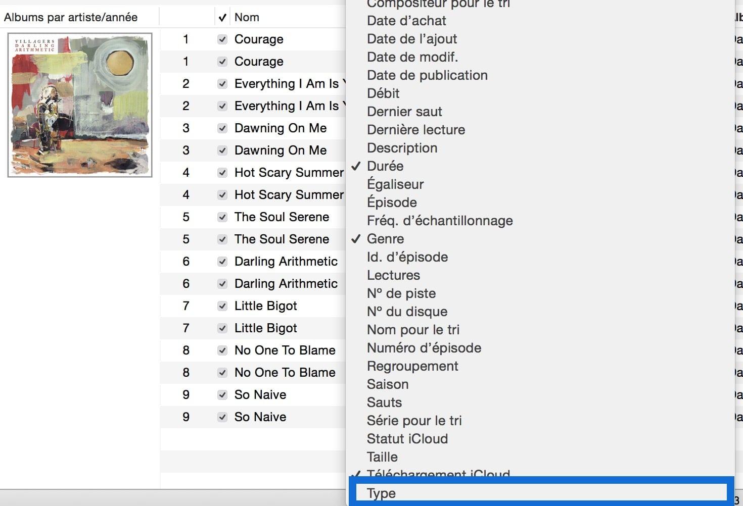Convertissez facilement un album en mp311