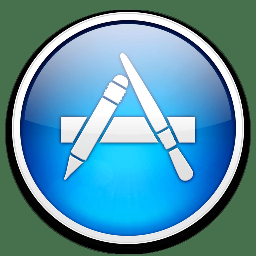 Recherche dans l'App Store par extension