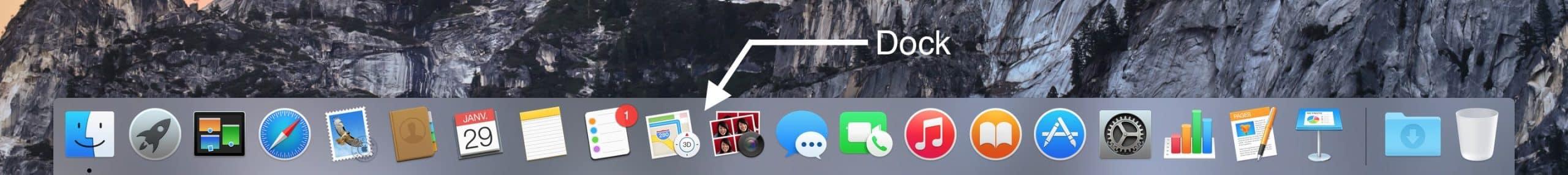 Comment forcer une application à quitter sur Mac 1