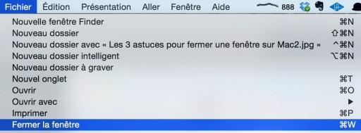 Les 3 astuces pour fermer une fenêtre sur Mac3