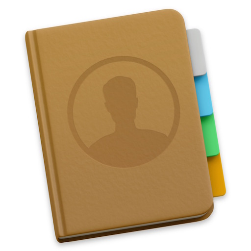 Comment envoyer un contact par Mail sur Mac