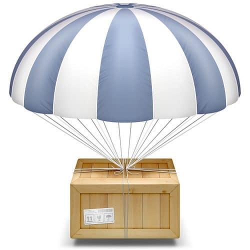 Echanger des fichiers avec Airdrop