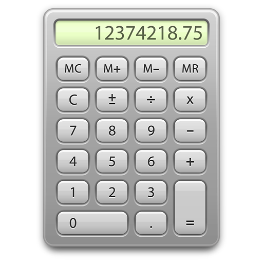 calculette scientifique pour mac
