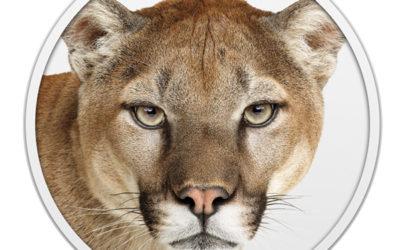 Apple présente son futur système OS X Mountain Lion