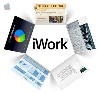 Exporter vos docs vers iWork.com