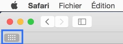 Gérer vos Top Sites sur Safari 2