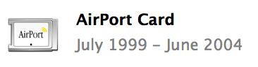 Airportcard