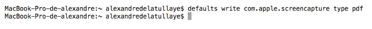 changer la capture os x par défaut 3