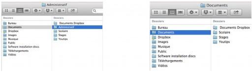 De la manipulation des visibilités de fichiers et de leur localisation via le terminal6