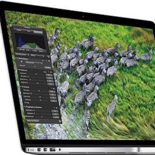 Problème de rémanence sur les MacBook pro Rétina 15′