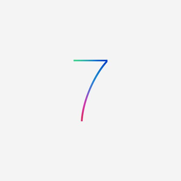 Présentation d'iOS 7
