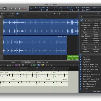 Logic pro X Apple
