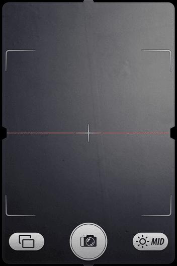 camera noir level