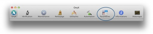 Afficher ou masquer les fichiers caches sur Mac avec ONYX3
