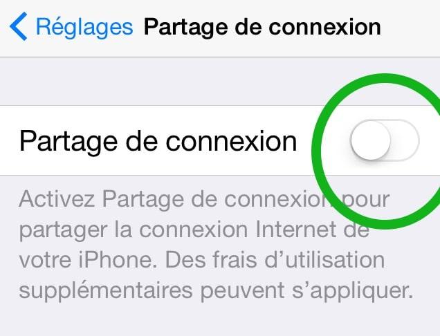 Faire durer la batterie de votre iPhone5