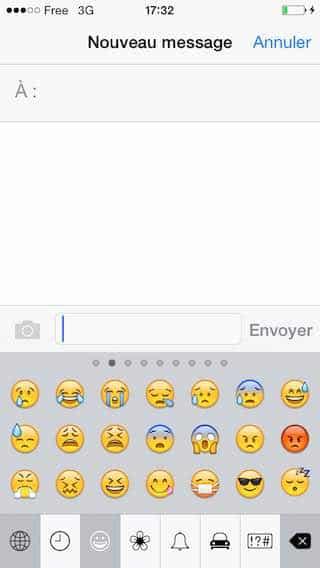 Les Emojis sur iphone ou ipadIMG_5494