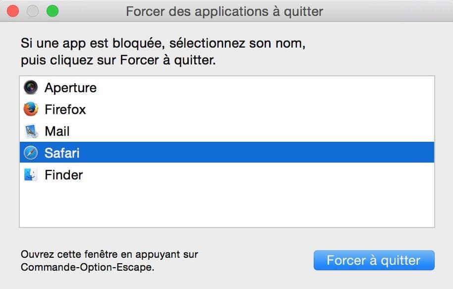 Mon Mac est planté, que faire