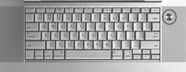 clavier apple macbook pro old