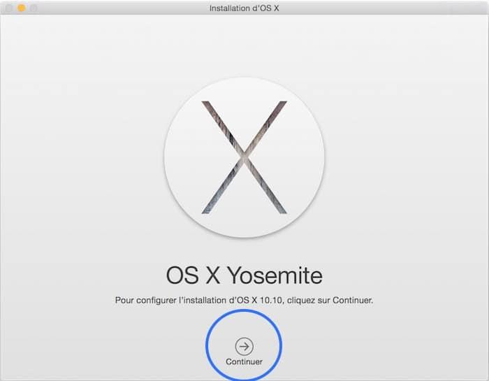 Mettre à jour votre Mac sur OS X Yosemite3