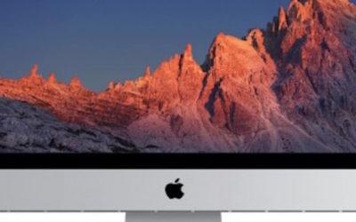 Nouvel iMac Rétina 5K!