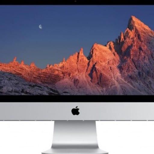 Quel iMac choisir?