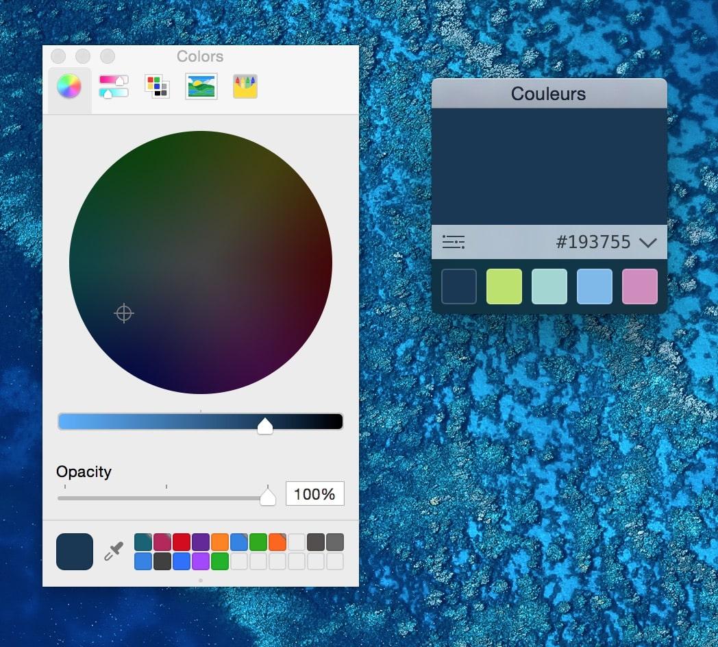 Capturez la couleur que vous voulez pour votre site internet 1