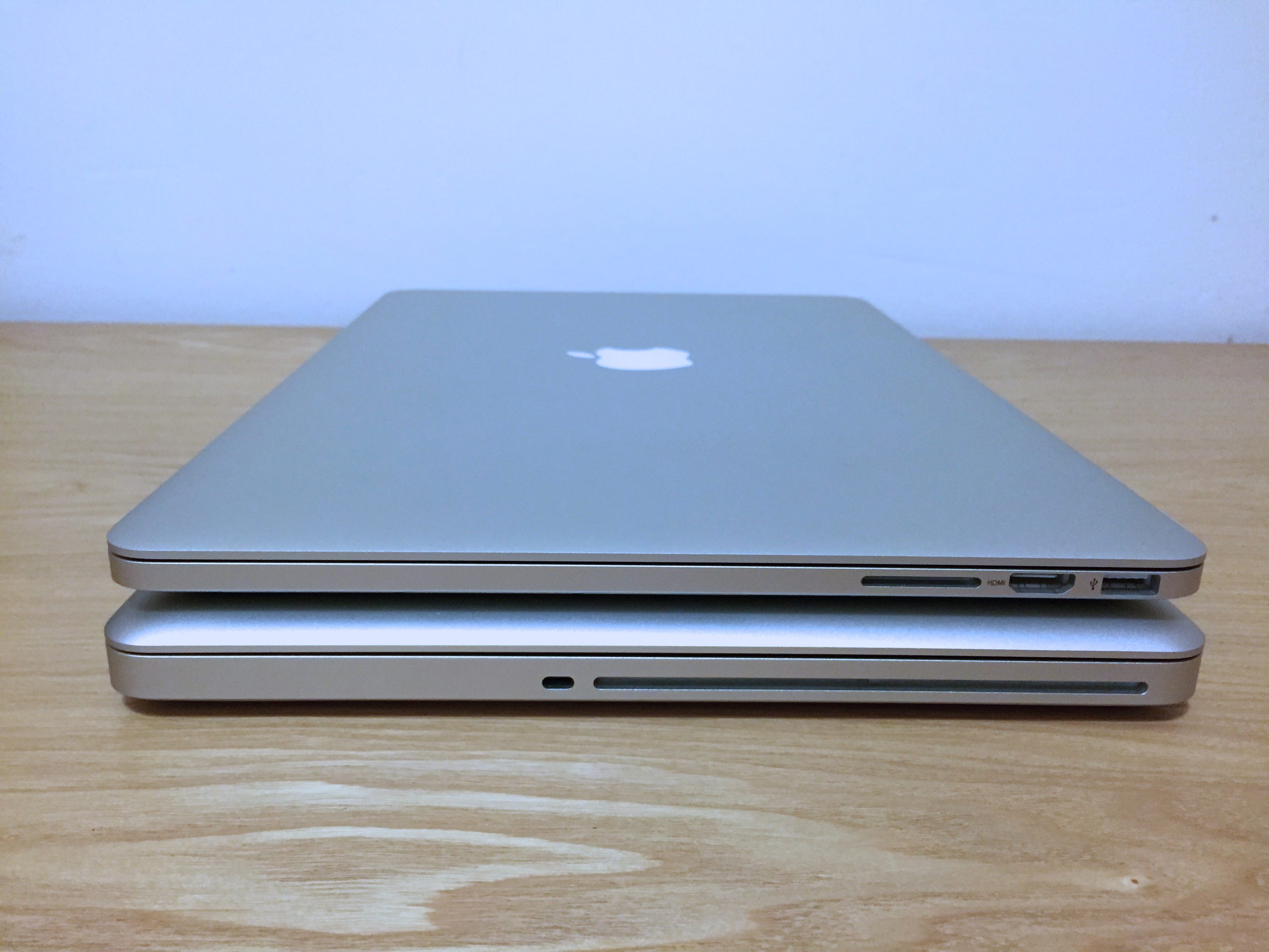 Difference macbook pro macbook pro retina00010