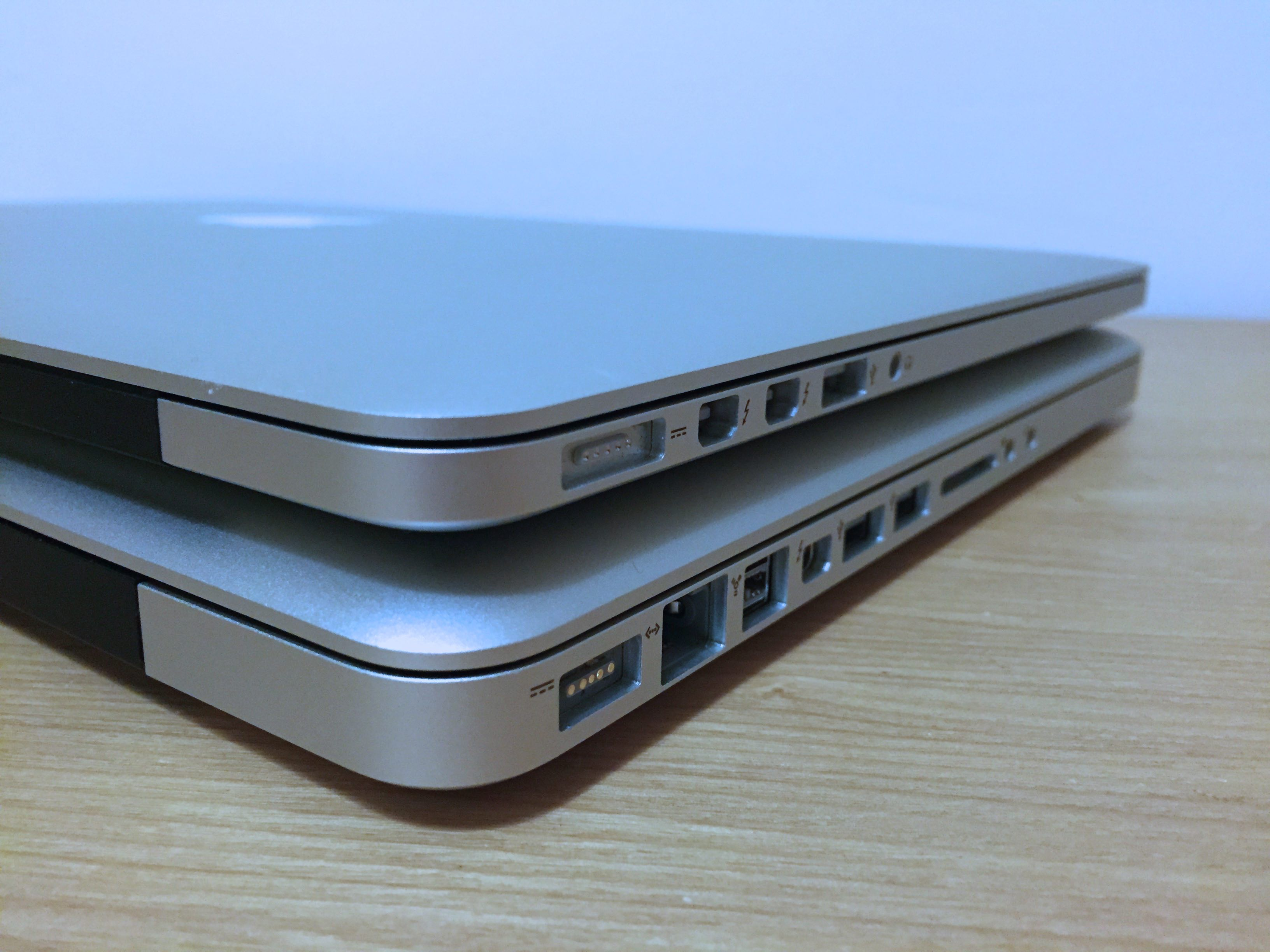 Difference macbook pro macbook pro retina00012