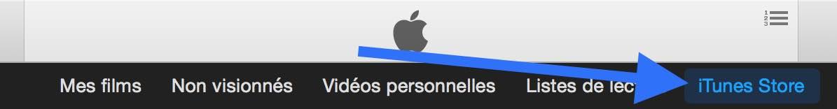 Offrir un cadeau sur iTunes Store 0