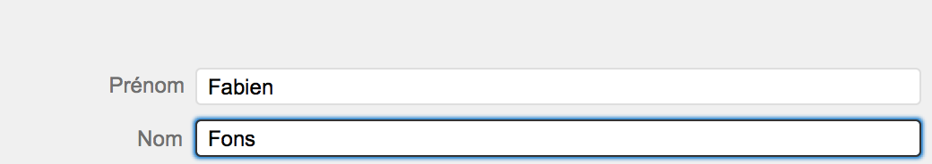 La touche Tabulation sur Mac2