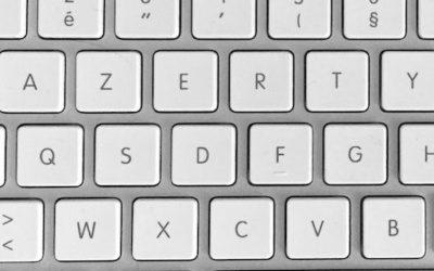 Raccourci clavier F5 et F6 sur Mac