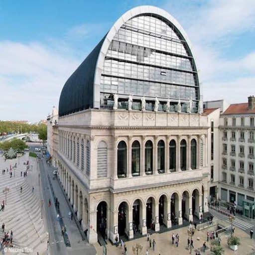 Installation sonore à l'opéra de Lyon, prise de son et diffusion de chants d'oiseaux avec Bernard Fort