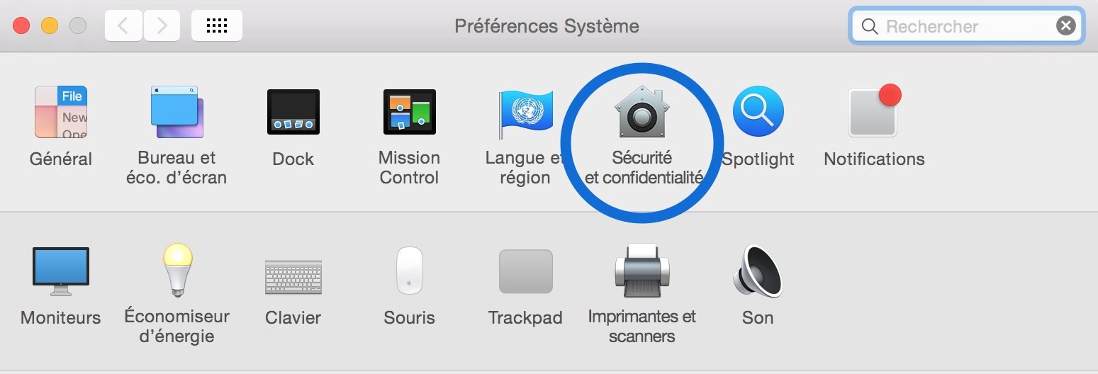 Impossible d'ouvrir « Install.pkg », car cette app n'a pas été téléchargée à partir du Mac App Store1