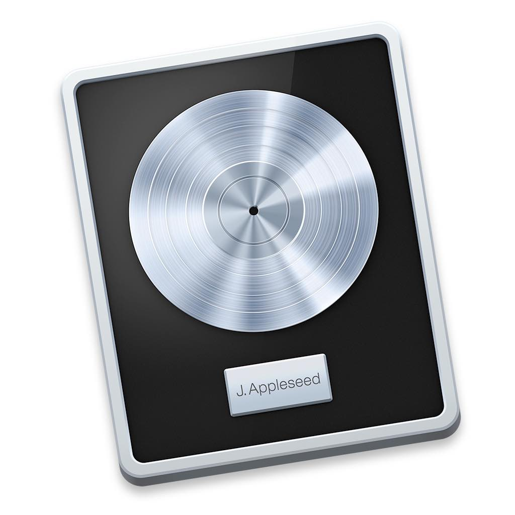 Interface de Logic pro X