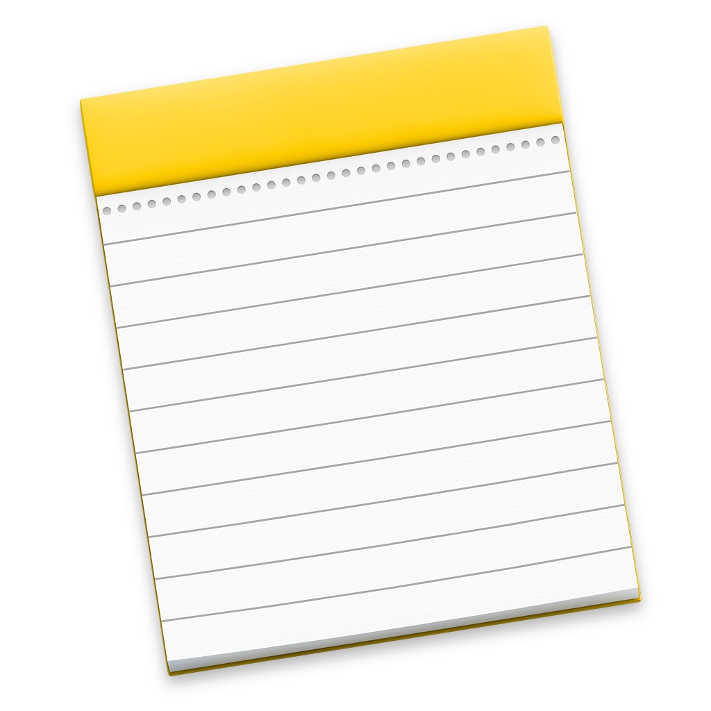 Nouveautés de l'application Notes introduites dans OS X El Capitan