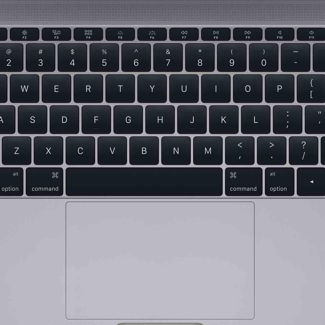 Utiliser le glissement à un doigt avec le TrackPad de votre Mac
