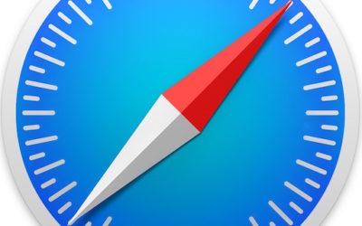 Afficher l'adresse complète d'un site internet dans Safari sur Mac