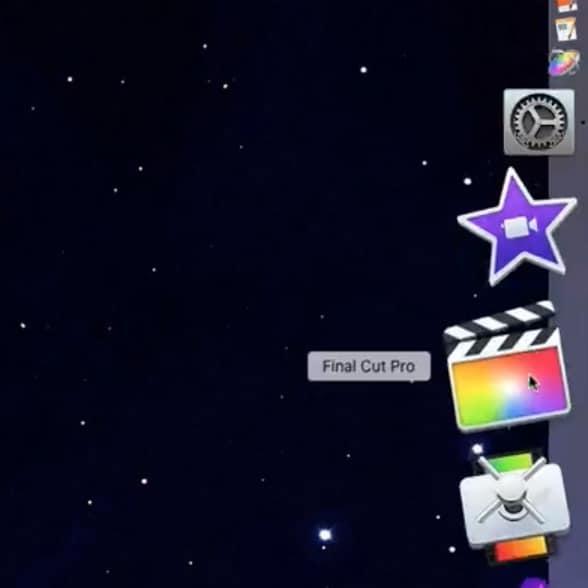 Le dock sur Mac, comment ça marche?