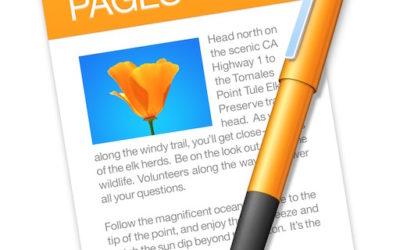 Rendre compatible un document Apple Pages avec un PC (Word ou PDF)