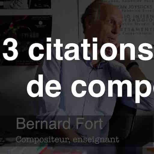 3 citations célèbres de compositeurs