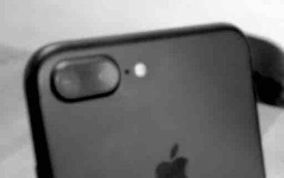 Le double capteur photo de l'iPhone 7 plus