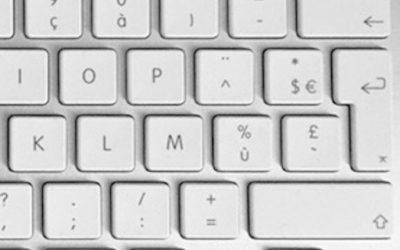 Les raccourcis clavier F10 F11 F12 pour régler le volume audio de votre Mac