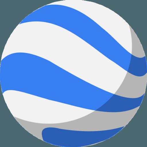Présentation de Google Earth sur Mac