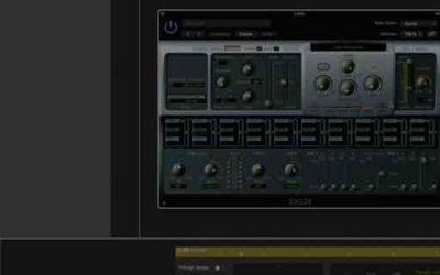 Tuto Logic pro X: Nouveautés Drummer dans Logic pro 10.3