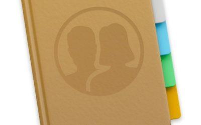 Fusionner vos doublons dans le carnet d'adresse de votre Mac!