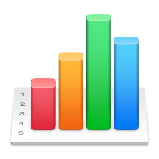 Logiciel indispensable sur Mac, iPhone, iPad : Numbers