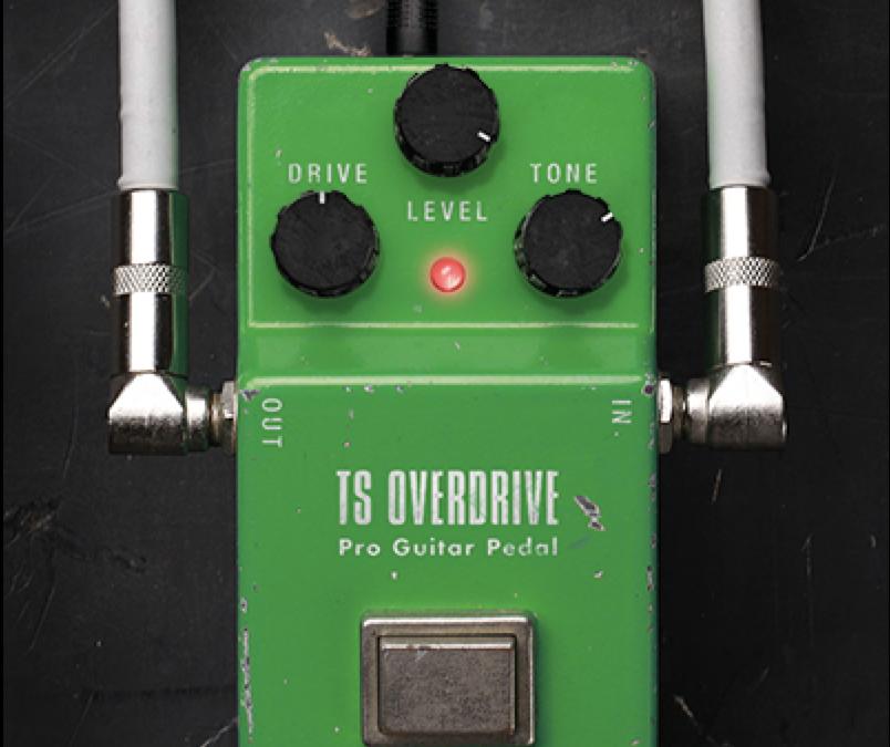 Présentation du Plug-In UAD TS Overdrive