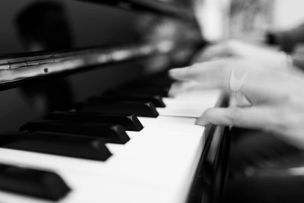 Apprendre le Piano: la gamme de Do Majeur