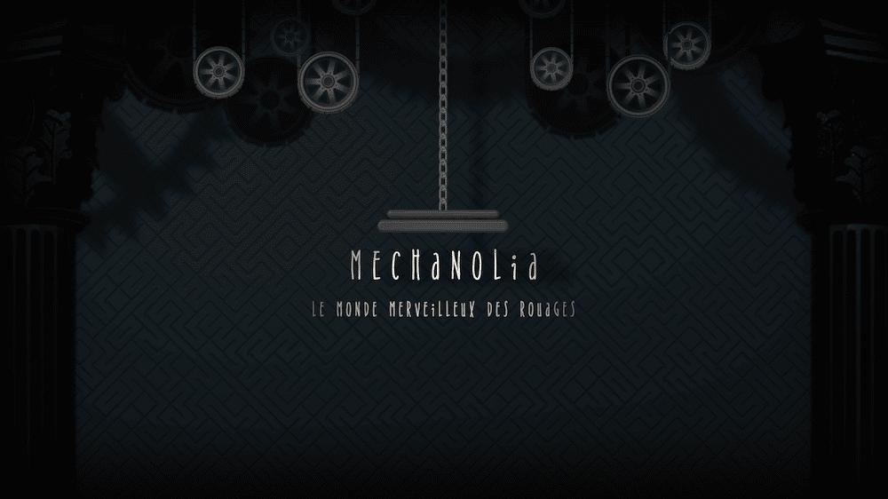 Vidéo «Motion Design» de la semaine: Mechanolia (réalisé avec le logiciel Apple MOTION)